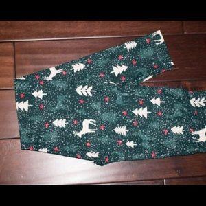 Pants - Christmas leggings
